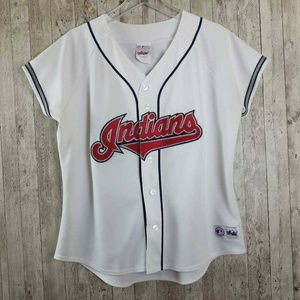 Cleveland Indians Genuine Merchandise By Majestic